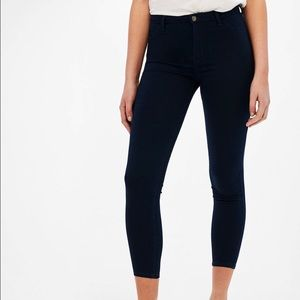 🆕 Joes Jeans Black Cropped Jegging Leggings